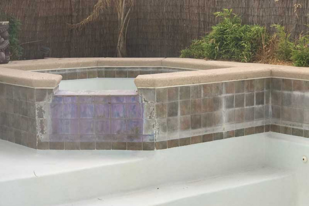 Get Rid of Calcium Deposits on Your Pool Tile